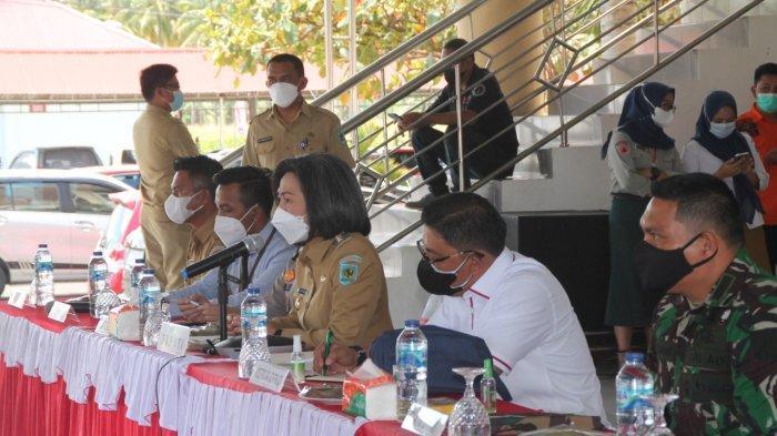 14 Nakes Dinyatakan Positif, Puskesmas Doloduo Bolmong Ditutup Sementara