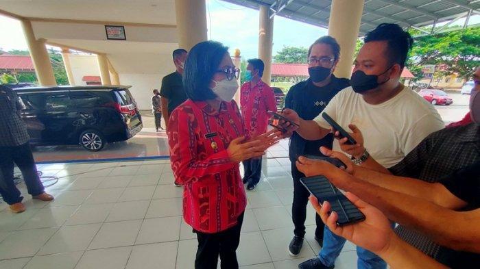 Pelayanan Disdukcapil Bolmong Kurang Maksimal, Yasti Mokoagow: Kita Segera Geser Pimpinannya