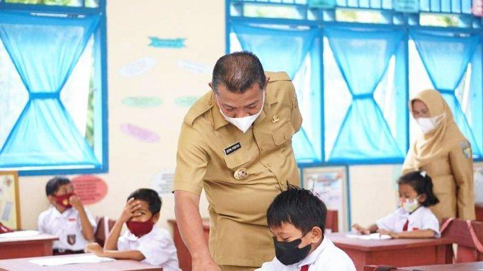 Bolmut Masuk Zona Oranye Penyebaran Covid-19, PTN di Sekolah Mulai Dilaksanakan