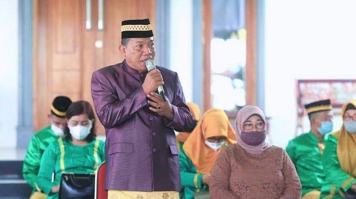 Jelang Bulan Suci Ramadhan, Bupati Depri Pontoh: Sholat Tarawih Boleh Dilaksanakan di Masjid