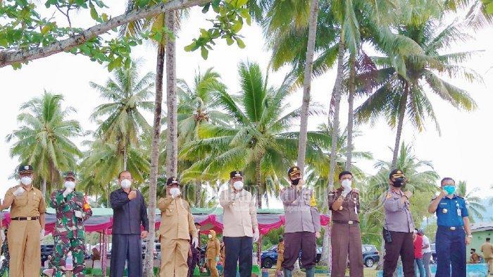 Tanpa Kegiatan Seremonial, HUT Kabupaten Bolmut Ke-13 Dilaksanakan Secara Sederhana