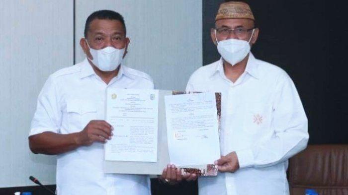 Pemkab Bolmut Jalin Kerjasama dengan Universitas Gorontalo
