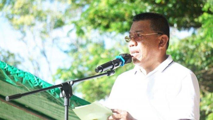 Bupati Bolmut Depri Pontoh Ingatkan Jajarannya Taat dan Sadar Hukum