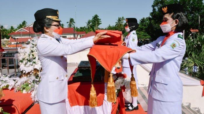 Momentum HUT Kemerdekaan RI ke-76, Bupati Bolmong Ajak Anak Muda Jangan Berhenti Berkarya