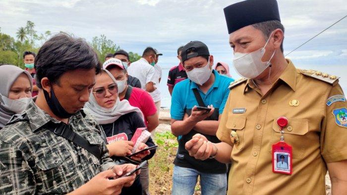 Bupati Bolsel Haji Iskandar Kamaru Minta Kepala Desa Terpilih tak Lakukan Konvoi