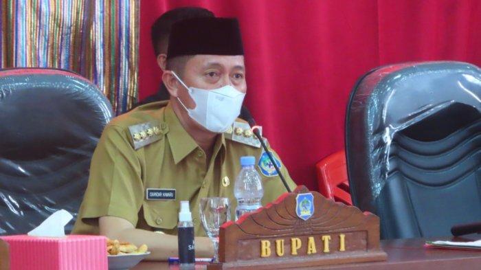 Bupati Bolsel Iskandar Kamaru Dukung Pendataan Potensi Desa dari BPS