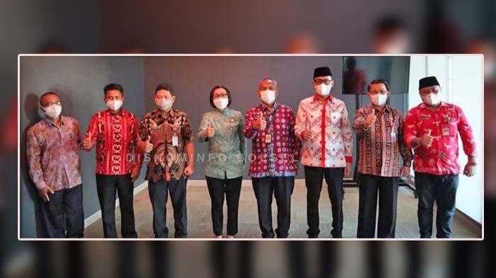 Hasil Pertemuan Bupati Iskandar Kamaru dan Bupati Yasti Mokoagow dengan Kemendagri, Soal Tapal Batas