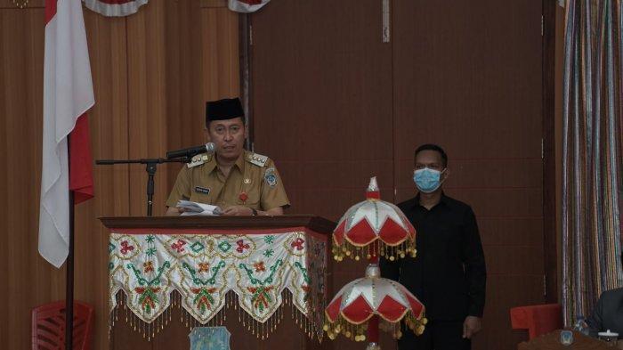 Bupati Bolsel Iskandar Kamaru Bakal Lakukan Penyegaran untuk Jabatan Pimpinan Tinggi