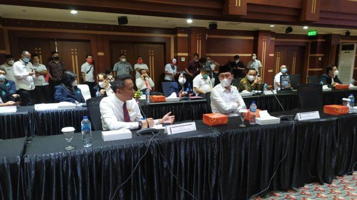 Hadiri Rakor HLM TPID Se-Sulut, Bupati Boltim Pertanyakan Kelangkaan Pupuk Subsidi di Boltim