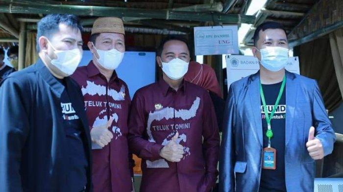 Bupati Boltim Sam Sachrul Mamonto Hadiri Kegiatan Regional Meeting Kawasan Teluk Tomini & Malut