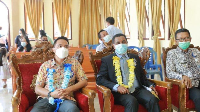 Bupati Boltim Hadir Dalam Pentahbisan Gedung Gereja Masehi Advent Hari Ketujuh di Atoga Timur