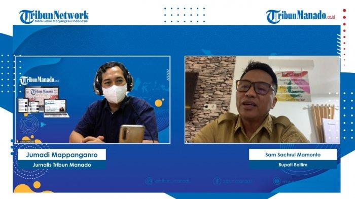 Cerita Sam Sachrul Mamonto Memasuki 6 Bulan Jabat Bupati Boltim
