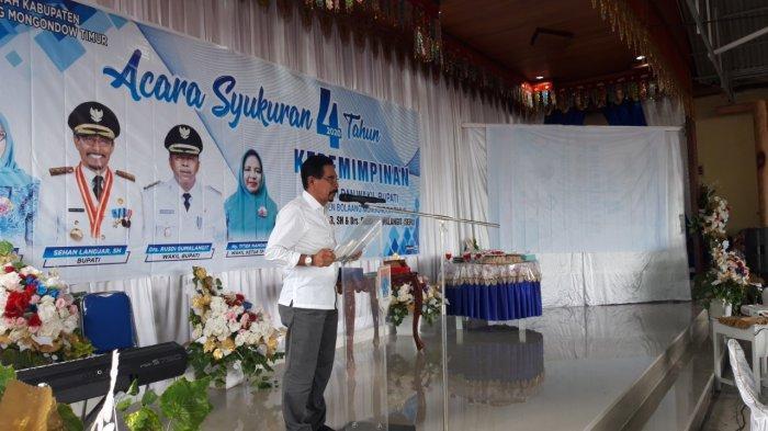 4 Tahun Kepemimpinan SeRu, Bupati Ajak Semua Elemen Masyarakat Kerja Cerdas dan Beri Kontribusi