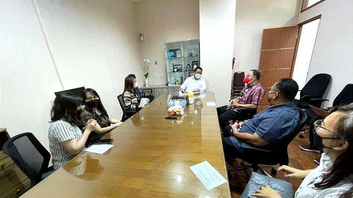Bupati dan Wabup Minahasa Usulkan Pembangunan 2 Puskesmas ke Kementerian Kesehatan RI