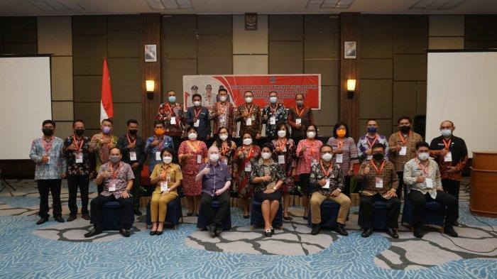 Uji Kompetensi PPT Pratama Pemkab Sitaro Berlanjut, 22 Peserta Jalani Tes Wawancara