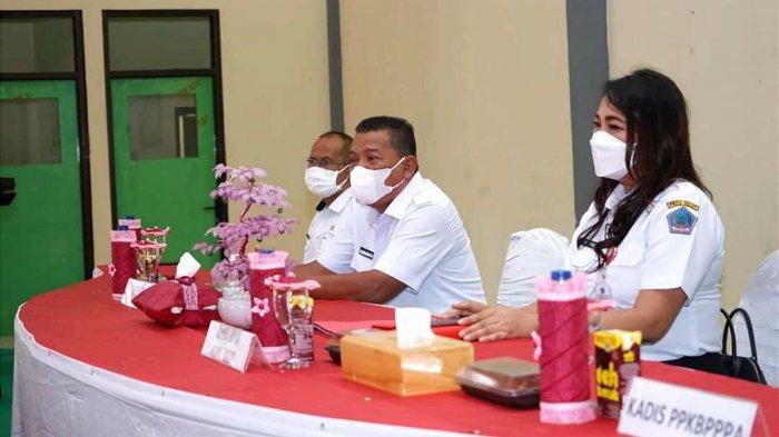 Bupati Depri Pontoh Tekankan Pentingnya Pemberdayaan Perempuan dan Anak di Kabupaten Bolmut