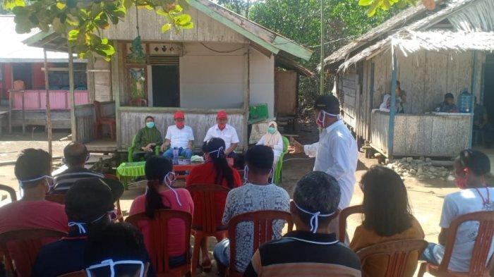 Iskandar Kamaru dan Deddy Abdul Gelar Kampanye Terbatas, Paparkan 11 Prioritas Pembangunan