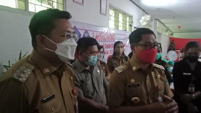 Covid-19 Tinggi, Pemkab Minut Ketatkan PPKM, Orang Luar Daerah Dilarang Jualan di Pasar Airmadidi