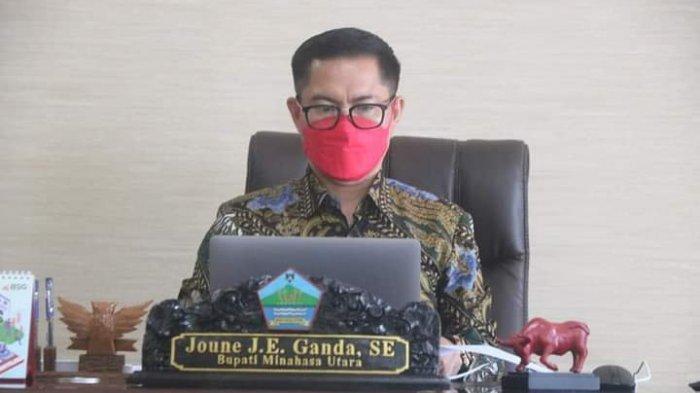 Joune Ganda dan Kevin Lotulung Ikuti Pembekalan Kepemimpinan Dalam Negeri Secara Virtual