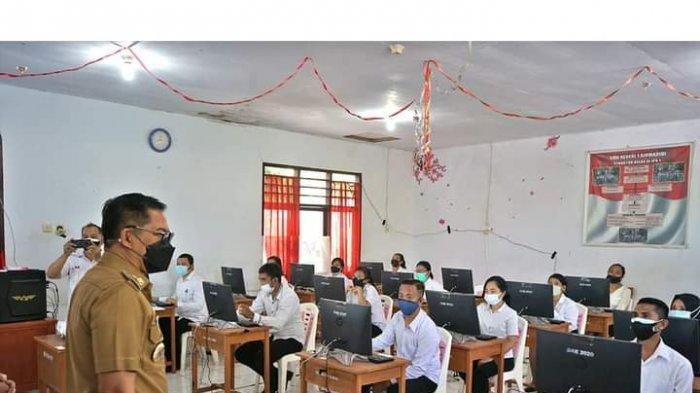 302 Calon PPPK Guru Ikut Ujian Seleksi, Berebut 160 Posisi di Minahasa Utara