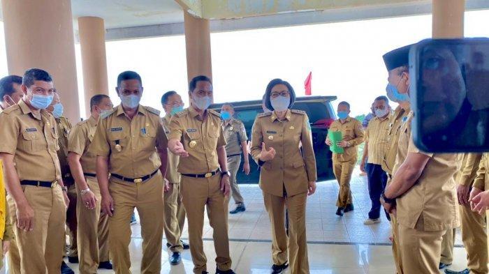 Bupati Yasti Mokoagow Harap Sachrul Mamonto Bisa Memasarkan Potensi SDA Boltim