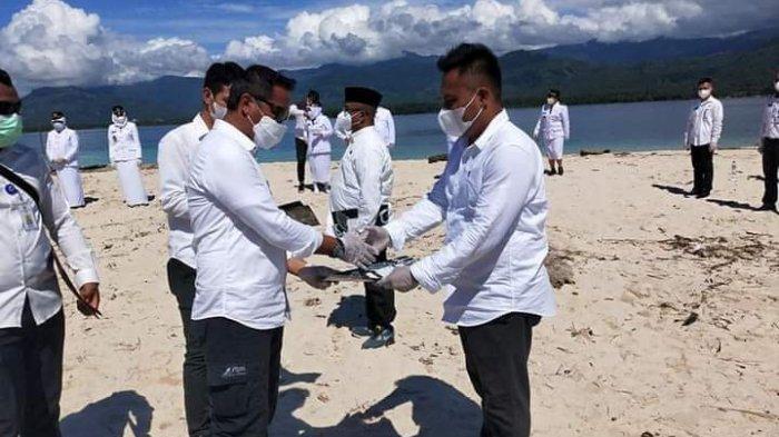 Bupati Boltim Sam Sachrul Mamonto Sebut Pejabat yang Baru Dilantik Adalah Kabinet Pulau Nenas
