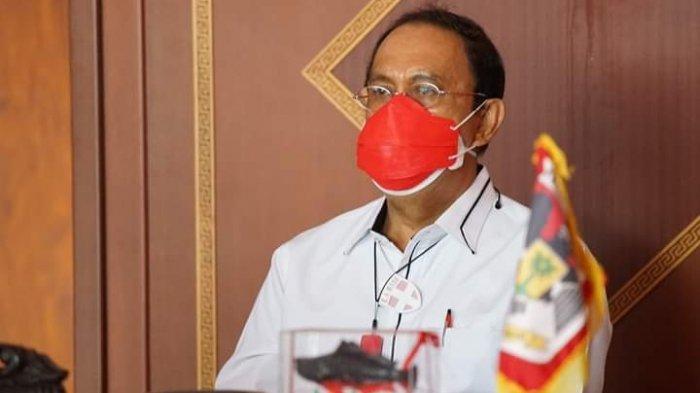 Pemkab Minahasa Diganjar WTP oleh Menteri Keuangan