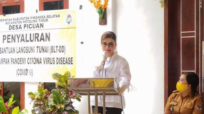 Bupati Minsel Tetty Paruntu: Lurah dan Hukum Tua Harus Proaktif Cegah Virus Corona