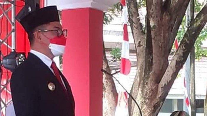 Bangkitkan Semangat Paskibraka Minut, Joune Ganda Sitir Pidato Sukarno