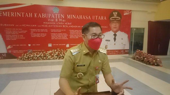 Kiat Sandiaga Uno dan Joune Kejar Ketertinggalan di Likupang Minahasa Utara