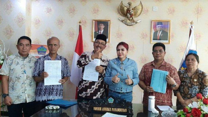 Bupati Minahasa Utara Komitmen Jaga Kerukunan Antar Umat Beragama
