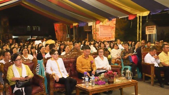 Bupati Minsel Canangkan Tompasobaru Jadi Wilayah Pemilu Damai 2019