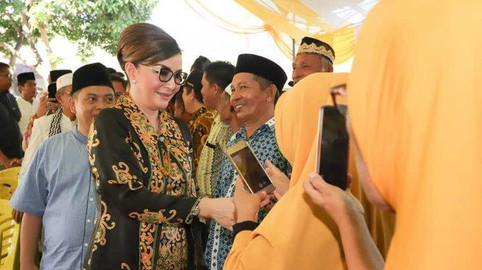 Tetty Doakan 24 Jemaah Calon Haji Minsel