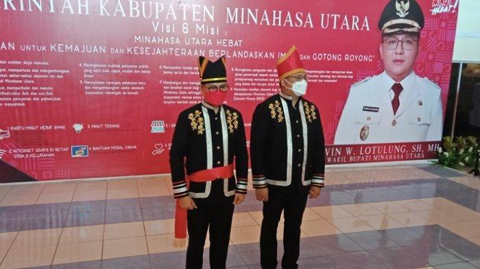 Festival Kolintang Minut Hebat 2021 Hentak Minahasa Utara