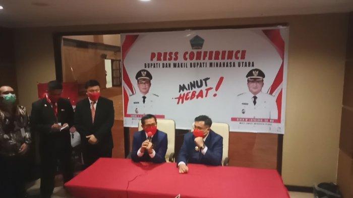 Geger Dugaan Penyelewengan Dana Covid 19 di Minut, Joune Ganda: Kami Mendorong Pemeriksaan Dilakukan