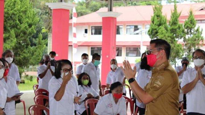 Lansia Minut Turun ke Sekolah Ajarkan Bahasa Daerah, Joune Ganda: Yukk Belajar Bahasa Tonsea
