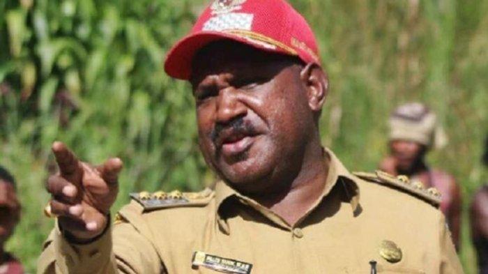 Bupati Puncak Tantang KKB Papua: ''Kalau Mau Perang, Kami Siapkan Lapangan Perang'' Lawan TNI-Polri