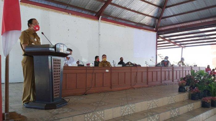 Bupati Royke Octavian Roring Apresiasi KPK RI Perhatikan Danau Tondano