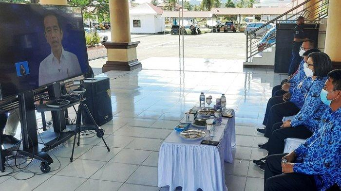 Program Literasi Digital Nasional Jokowi Disambut Baik Pemkab Bolmong