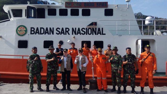 Karangetang Berbahaya, Bupati dan Wakil Bupati Sitaro Gagal Kunjungi Pengungsi di Batubulan