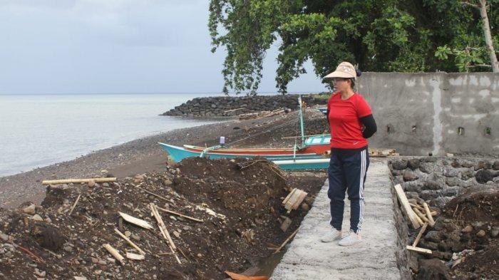 Bupati Sitaro Ingatkan Warga Waspada Bencana