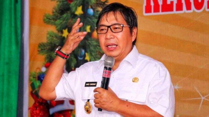 Dandes Non Tunai Mulai Diterapkan,Bupati JS Ingatkan Kepala Desa