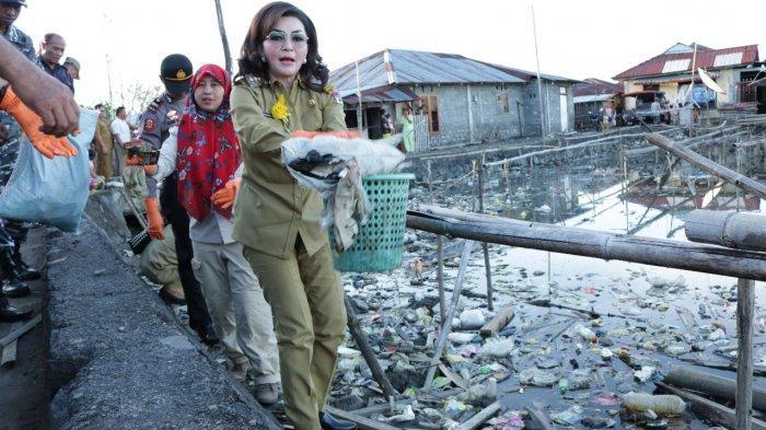 Perangi Sampah Plastik, Bupati Paruntu Berencana Anggarkan 'Tumbler' di APBD Minsel