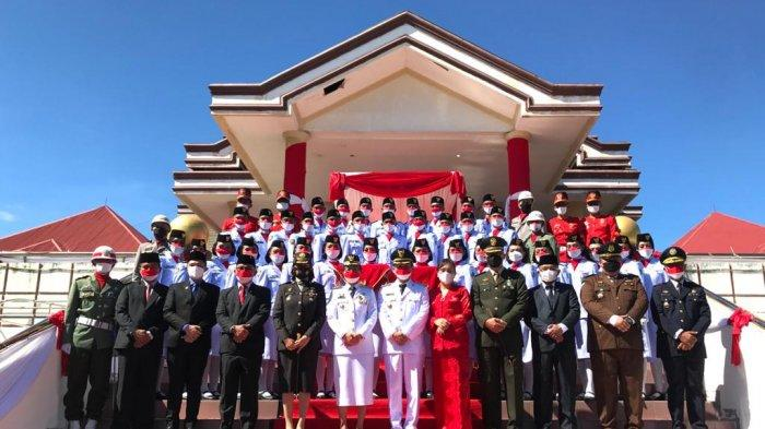 Momentum HUT RI Ke-76, Bupati Bolmong Doakan Indonesia Cepat Pulih dari Pandemi Covid-19