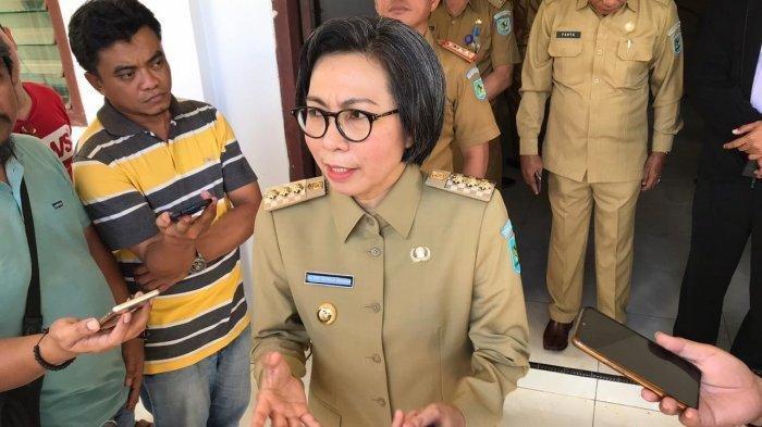 Bupati Yasti Siap Jadi Orang Pertama Divaksin di Bolmong