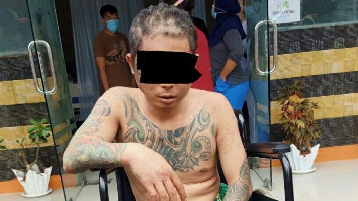 Buron Empat Tahun, Polisi Akhiri Pelarian Indra Tersangka Kasus Pembunuhan di Tambang Tatelu