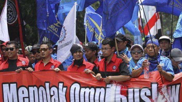 Buruh Cekcok Ketika Hendak Demo Omnibus Law, KASBI: Miskomunikasi di Lapangan