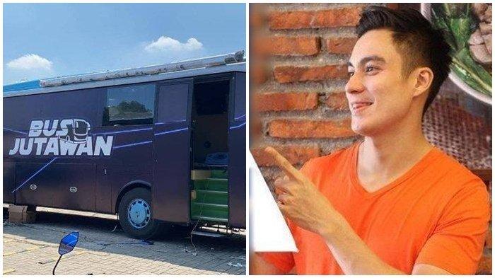 Bus jutawan baim wong