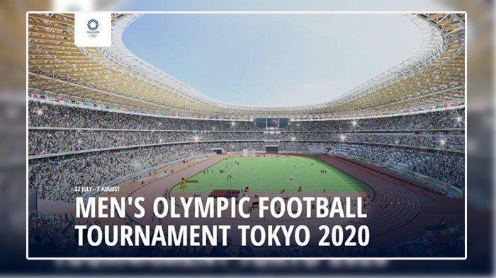 Jadwal Lengkap Olimpiade Tokyo 2020, Cabang Olahraga Sepak Bola