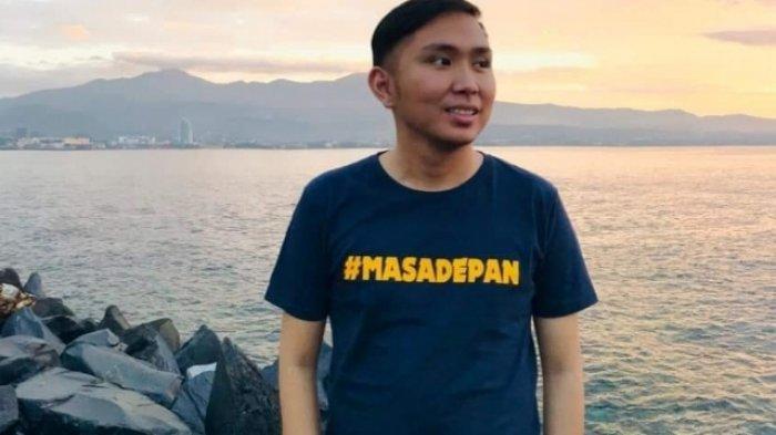 Kisah Franko Wangko, Caleg DPRD Manado Termuda,Tiga Tahun Dirawat di RS, Tidak Kuliah